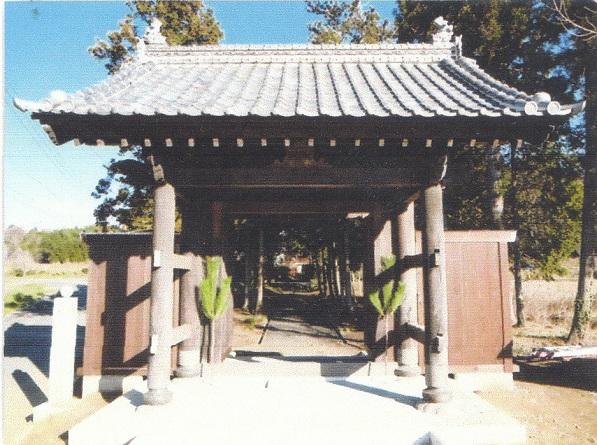 正宗寺総門 1
